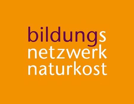 Logo bildungsnetzwerk naturkost